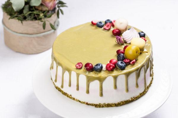 Tortas ''Pistacijų''