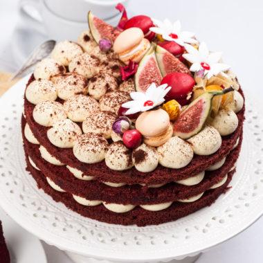 Tortas ''Velvet''
