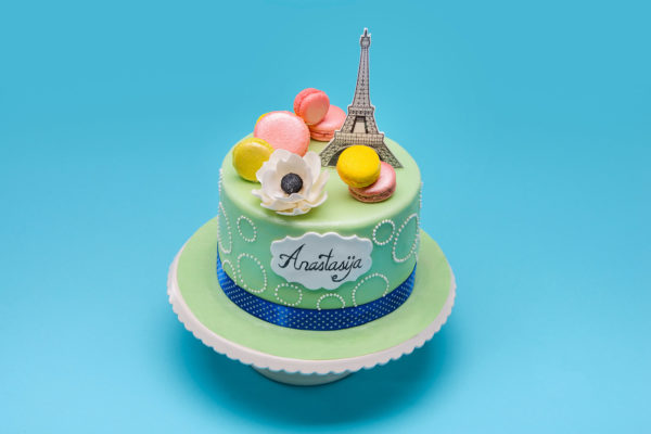 "Tortas ""Eifelio bokštas"""