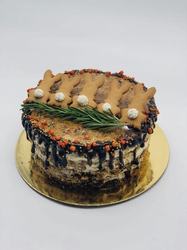 """Tortas """"Graikiškas"""""""