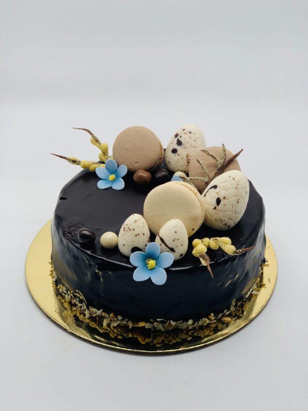 """Tortas """"Drakono metų"""""""
