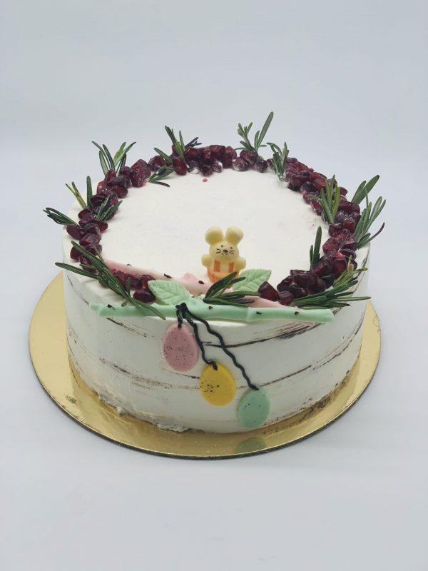 """Tortas """"Močiutė"""""""