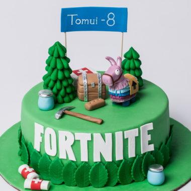 """Vaikiškas tortas """"Fortnite"""""""