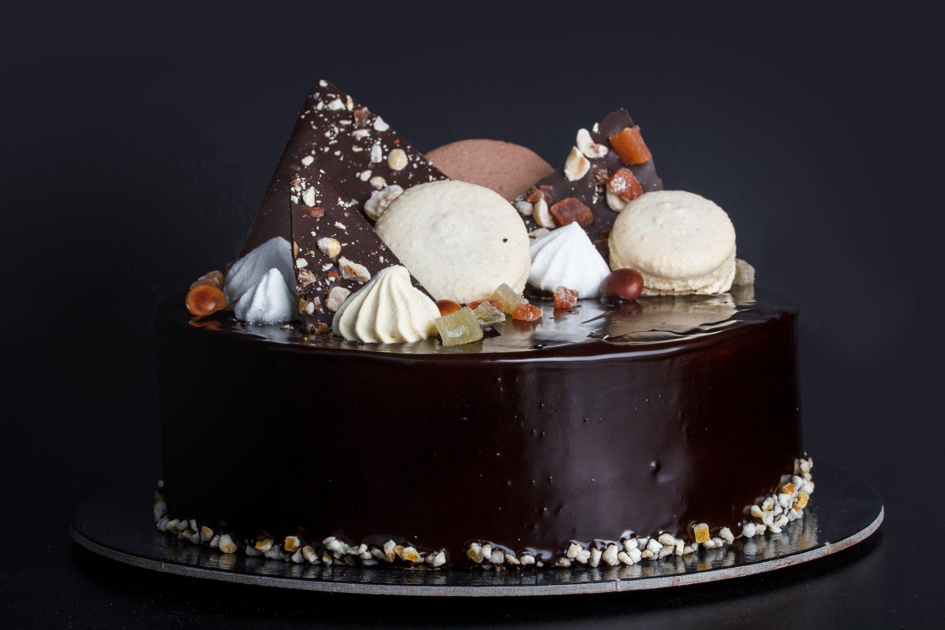 """""""Drakono metų"""" tortas"""