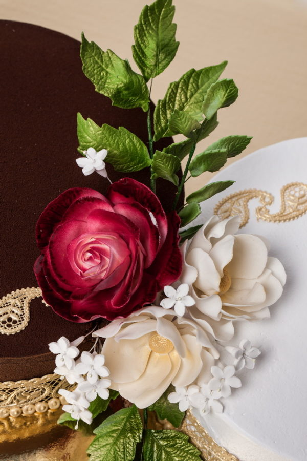 Rūtos dvigubas tortas