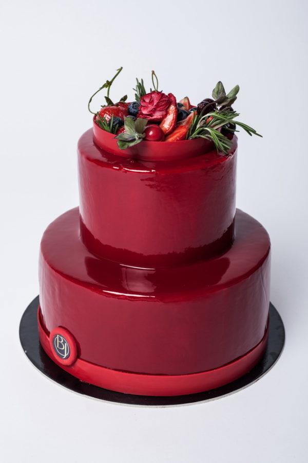 BIJOLA dizaino tortas