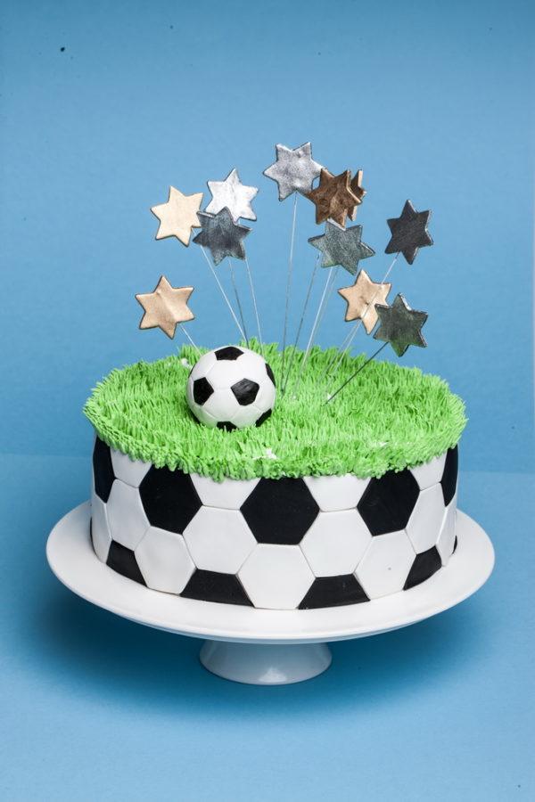 """Vaikiškas tortas """"Futbolas"""""""