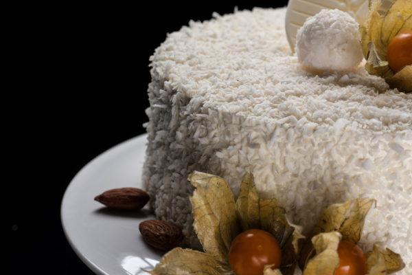 """""""Rafaelo"""" - kokosų tortas"""