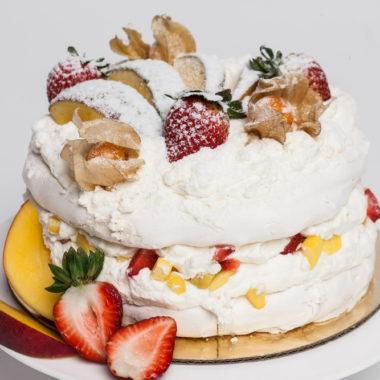 """Tortas """"Pavlova"""""""