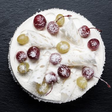 """""""Maskarponės"""" - grietininis tortas"""
