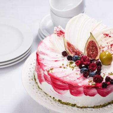 """""""Špinatų"""" - natūralių špinatų tortas"""