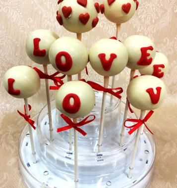 """Pop cakes """"Meilė"""""""