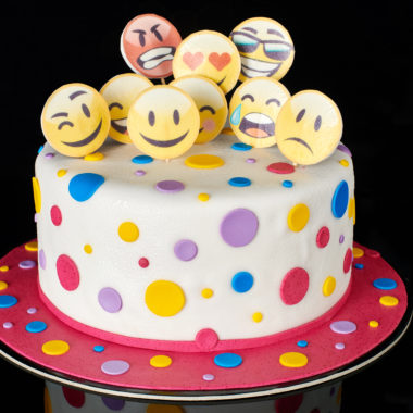 """Vaikiškas tortas """"Su smailais"""""""