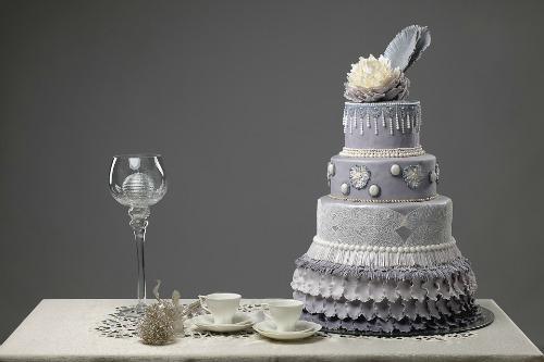 Parodinis pilkas tortas