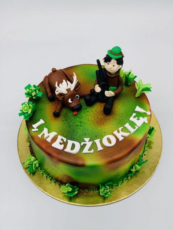 Medžiotojo tortas