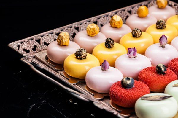Įvairaus skonio pyragėliai