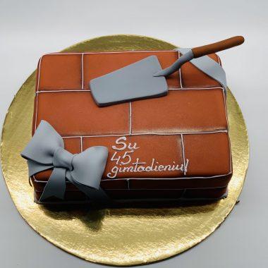 Statybininko tortas