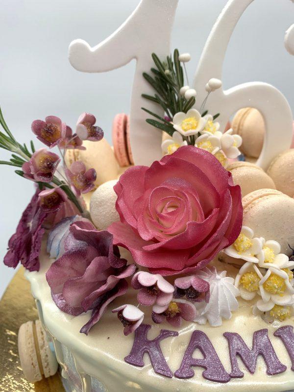 Kamilės tortas