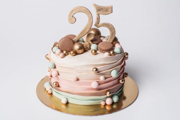 """""""Jubiliejaus"""" tortas"""