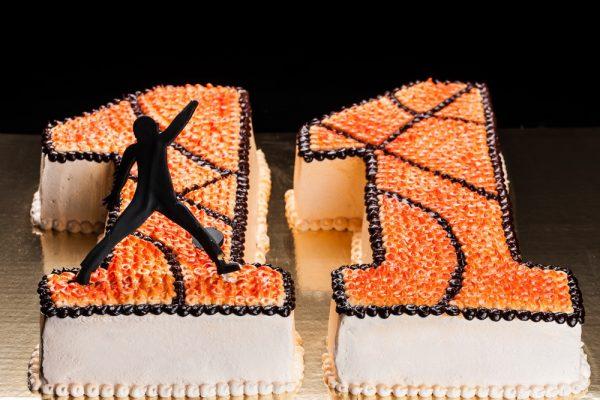 Krepšininko tortas