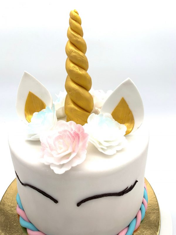"Vaikiškas tortas ""Vienaragis"""