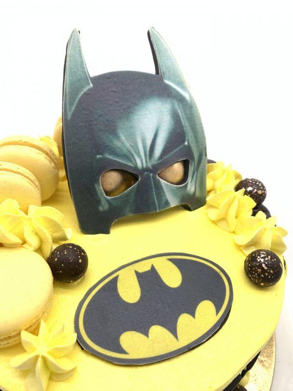 """Vaikiškas tortas """"Betmenas"""""""