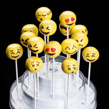 """Pop cakes """"Smile"""""""