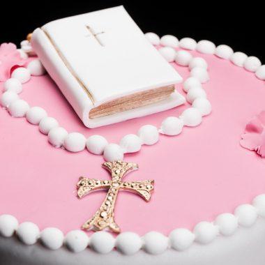 Krikštynų - I-osios komunijos tortas