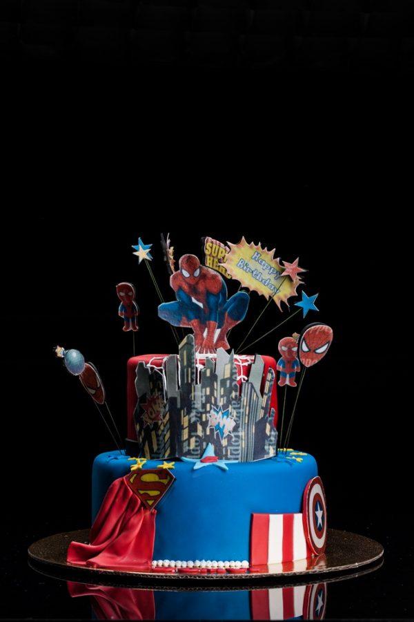 Herojų tortas