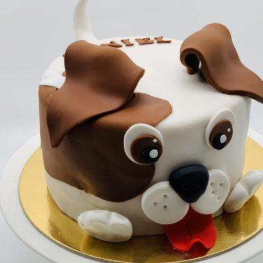 """Vaikiškas tortas """"Ciucikas"""""""
