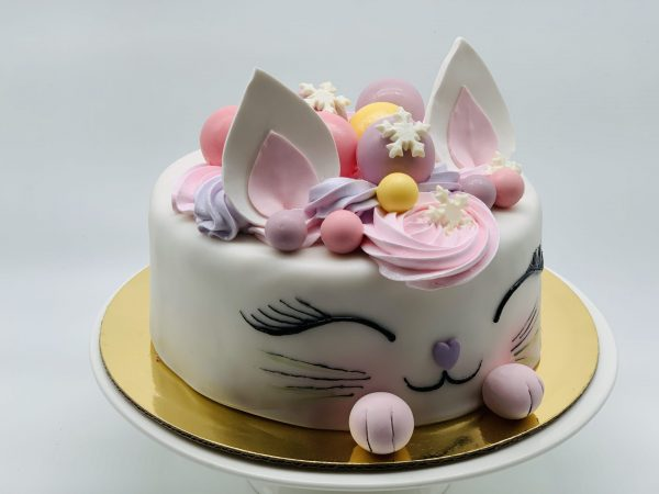 """Vaikiškas tortas """"Kačiukas"""""""