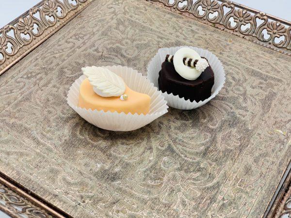 Paukščių pieno pyragėliai