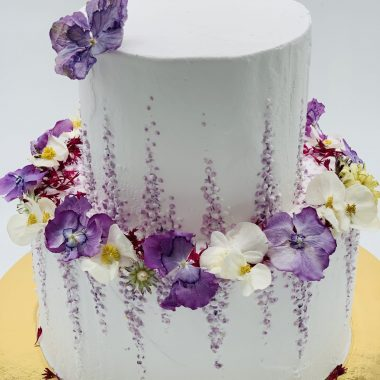 "Tortas ""Su hortenzijom"""