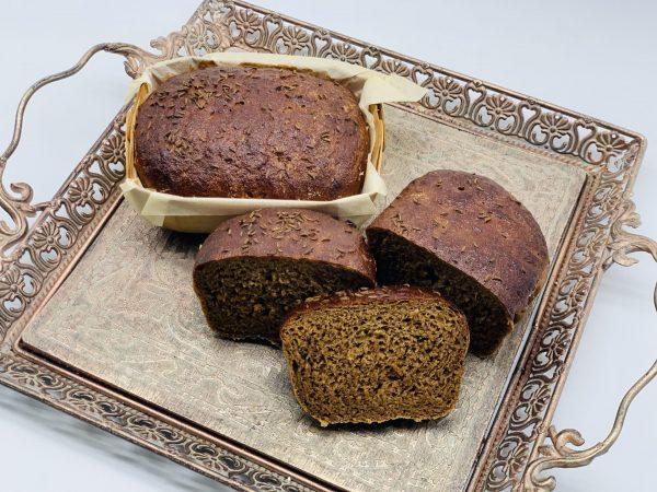 Kaimiška juoda duona