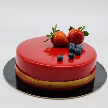 """""""Pasiflorų"""" tortas Mamai"""