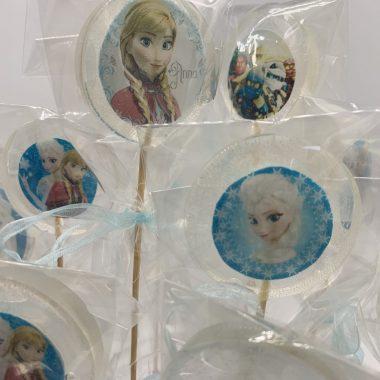 Vaikiški ledinukai su paveiksliuku