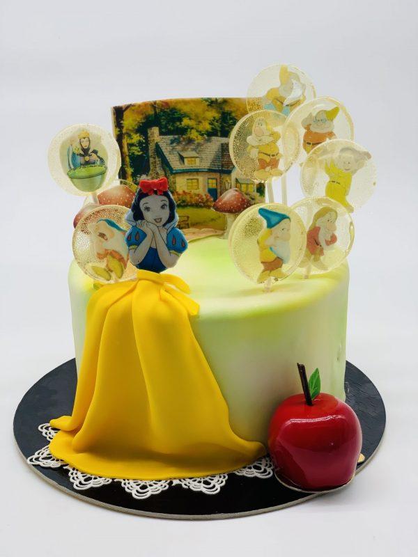 """""""Pasakų"""" tortas"""