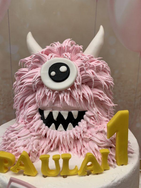 """Tortas """"Monstriukas"""""""