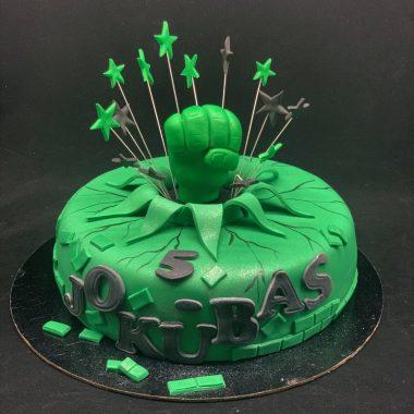 "Vaikiškas tortas ""Halkas"""