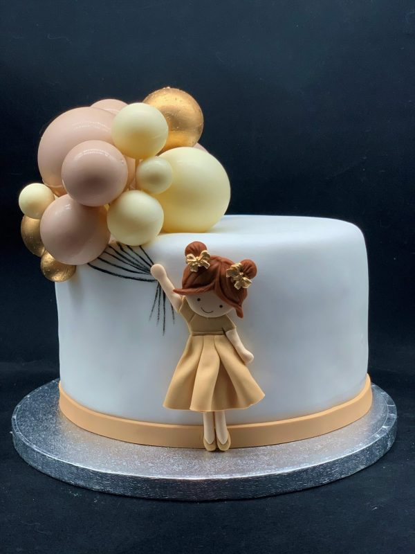 Mergaitės tortas