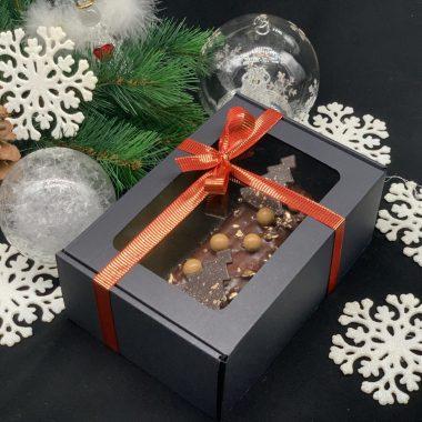 Kalėdinis keksas dėžutėje 2