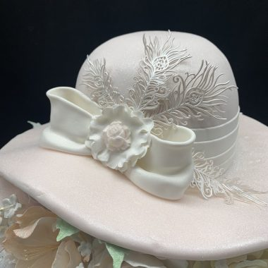 """Jubiliejinis tortas """"Skrybėlė"""""""