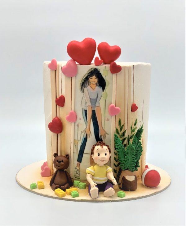 """Tortas """"Mamos meilė"""""""