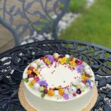 Joninių tortas