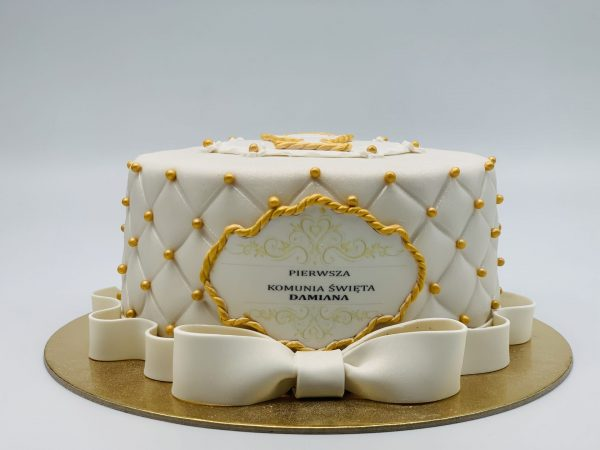 Komunijos tortas su taure 2