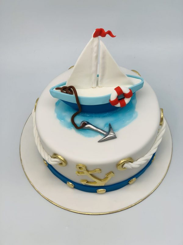 Vaikiškas jūreivio tortas