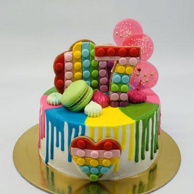 """Vaikiškas tortas """"Popitas"""""""