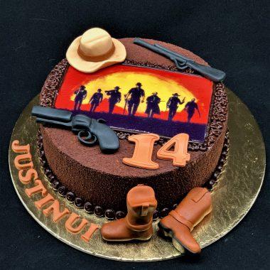 Kaubojiškas tortas